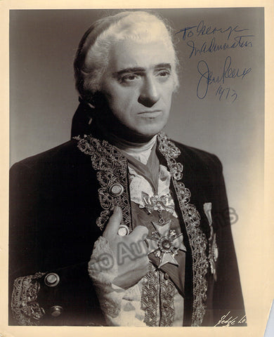 PEERCE, Jan - TaminoAutographs.com
