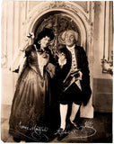 Reiss, Albert - Mattfeld, Marie - Double Signed Photo Der Rosenkavalier Premiere 1913