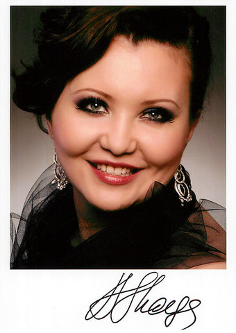 Shagimuratova, Albina - Signed Photo