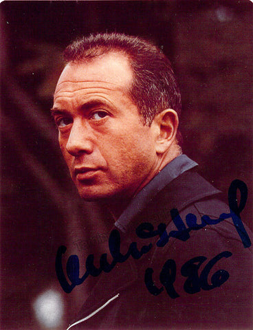 Weissenberg, Alexis - Signed Photo