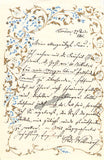 Willmers, Rudolf - Autograph Letter Signed + Music Quote 1838 - TaminoAutographs.com