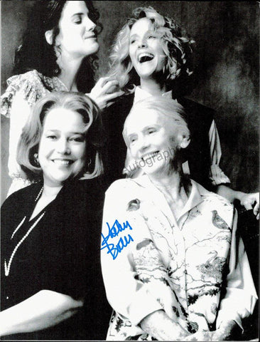 "Bates, Kathy - Signed Photograph in ""Fried Green Tomatoes"""