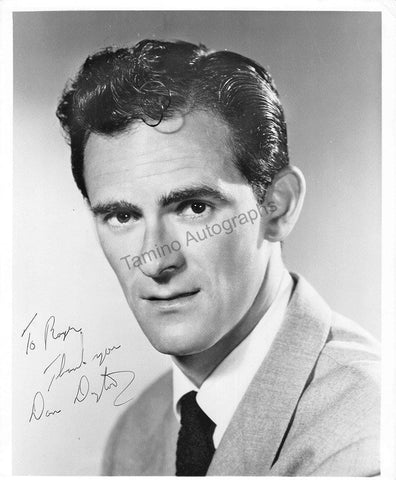 Dayton, Danny - Signed Photograph