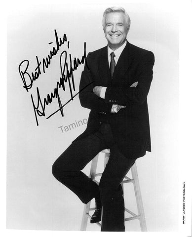 Peppard, George - Signed Photograph