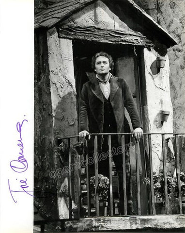 Carreras, Jose - Signed photo in La Boheme - TaminoAutographs.com