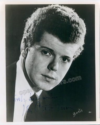 Cliburn, Van - Signed photo - TaminoAutographs.com