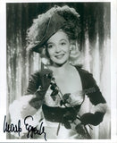 Eggerth, Marta - Signed Photo in role