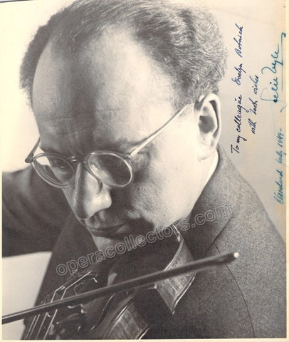 Eyle, Felix - Signed Photo