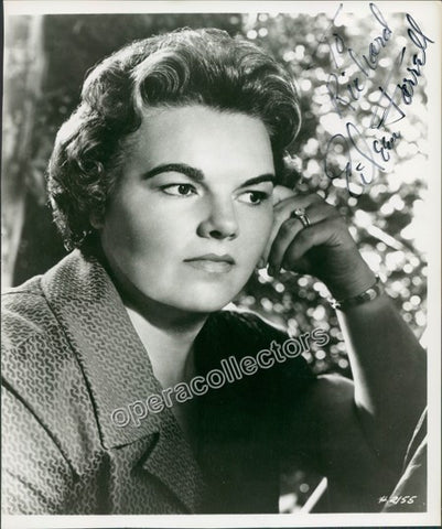 Farrell, Eileen - Signed Photo - Tamino Autographs