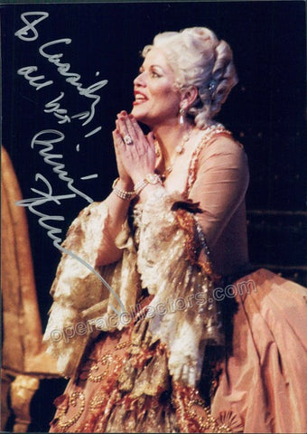 Fleming, Renee - Signed Photo in Der Rosenkavalier - Tamino Autographs