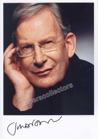 Gardiner, John Eliot - Signed Photo - TaminoAutographs.com