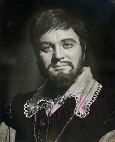 Gedda, Nicolai - Signed Photo unknown role