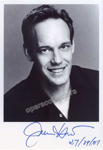 Heggie, Jack - Signed Photo - TaminoAutographs.com
