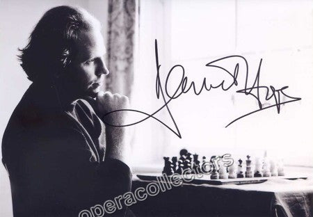 Hope, Daniel - Signed Photo - TaminoAutographs.com