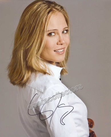 Josefowicz, Leila - Signed Photo - Tamino Autographs