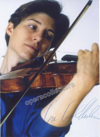 Kashkashian, Kim - Signed photo - Tamino Autographs