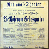 unknown knappertsbusch hans 4 playbills 1924 25 munich staatsoper 2