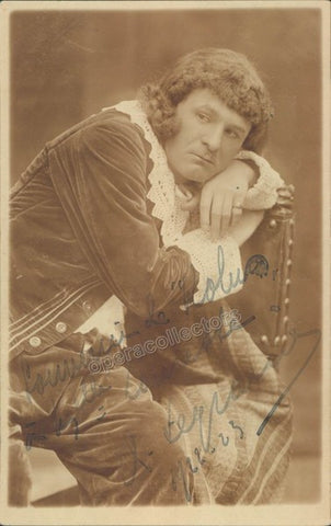 LEGRAND, Alfred - Tamino Autographs