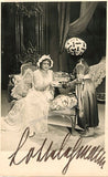Lehmann, Lotte - Signed photo in Der Rosenkavalier - Tamino Autographs  - 1