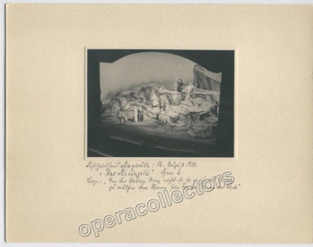 Original Photo - Rheingold, 12. August 1933 (b) - TaminoAutographs.com