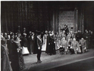 Vienna Staatsoper 1936 photo