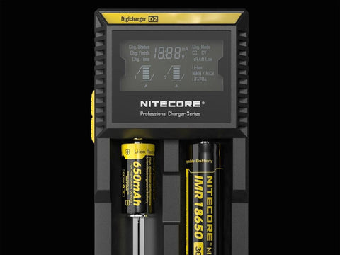 Nitecore Digicharger D2 / D4