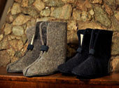 Wool Felt Boot Liners & Insoles