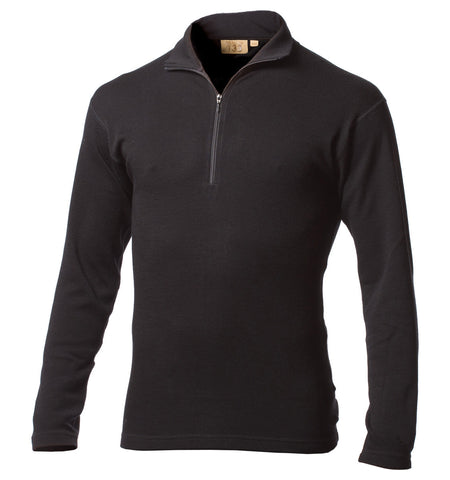 Minus33- Men's Expedition Weight Merino 1/4 Zip Top 723