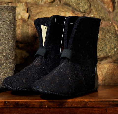 Brand Felt-Child's 9mm Wool Boot Liners