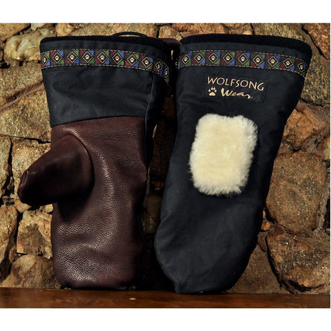 Wolfsong Wear-Musher Mitt Set