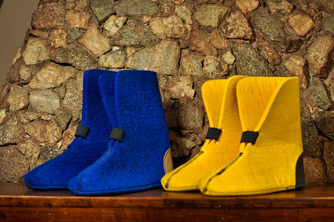 Brand Felt-10 in 6mm 100% Virgin Wool Boot Liners