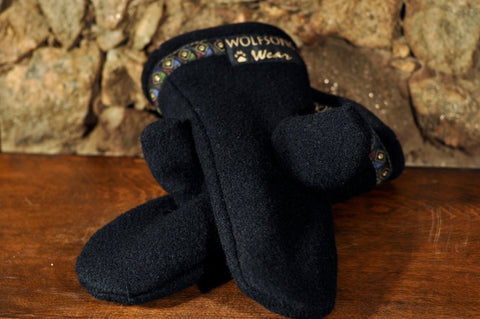 Wolfsong Wear-Wool/Polar Mitts