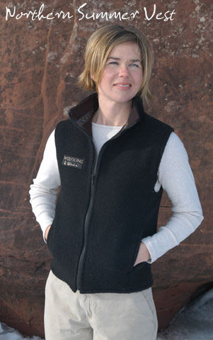 Wolfsong Wear- Northern Summer Vest