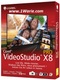 Corel VIDEO STUDIO X8 PRO Ultimate