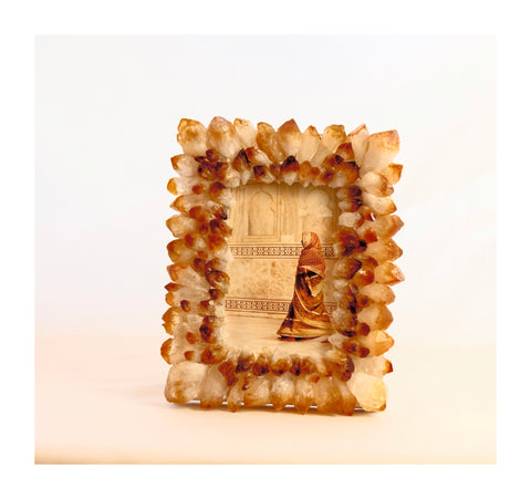 Citrine Photo Frame W