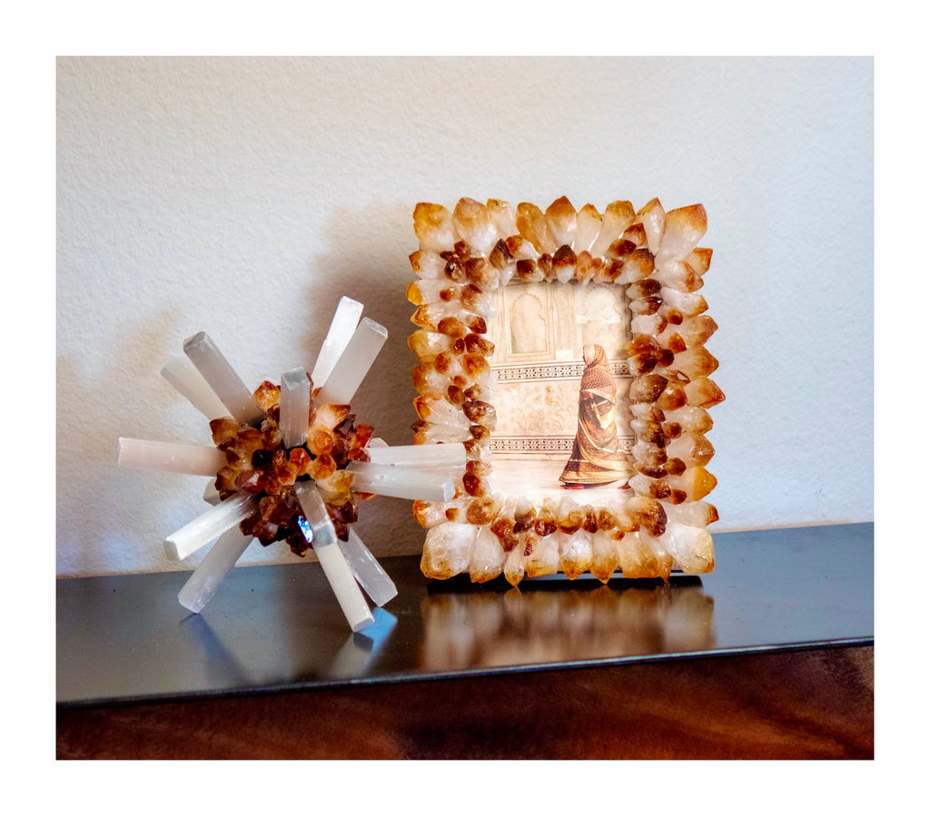 Citrine Photo Frame