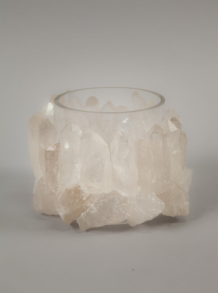 Quartz Shard Votive