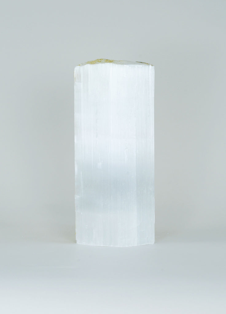 Selenite Pillar W
