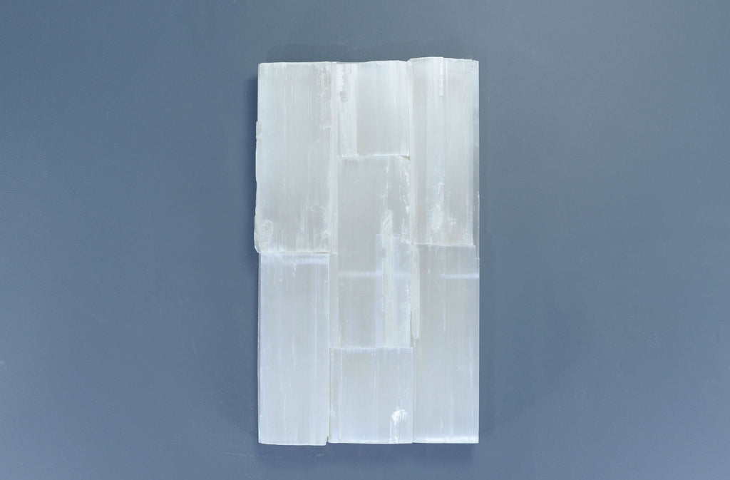 Selenite Wall Panel