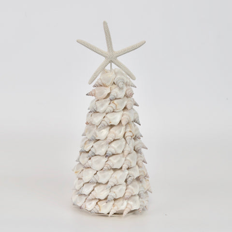Angel Wing Seashell Tree