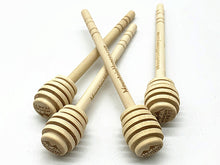 Load image into Gallery viewer, WOODEN HONEY DIPPER