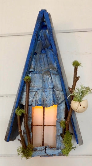 Forest Fairy Window