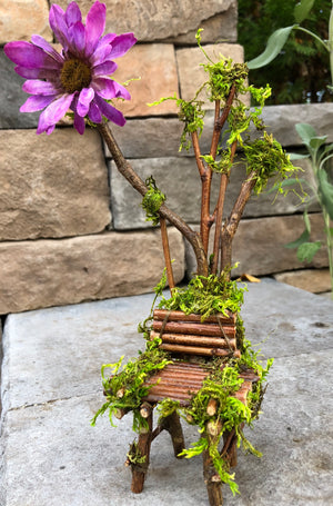 Fairy Chair by Olive ~ each one of a kind