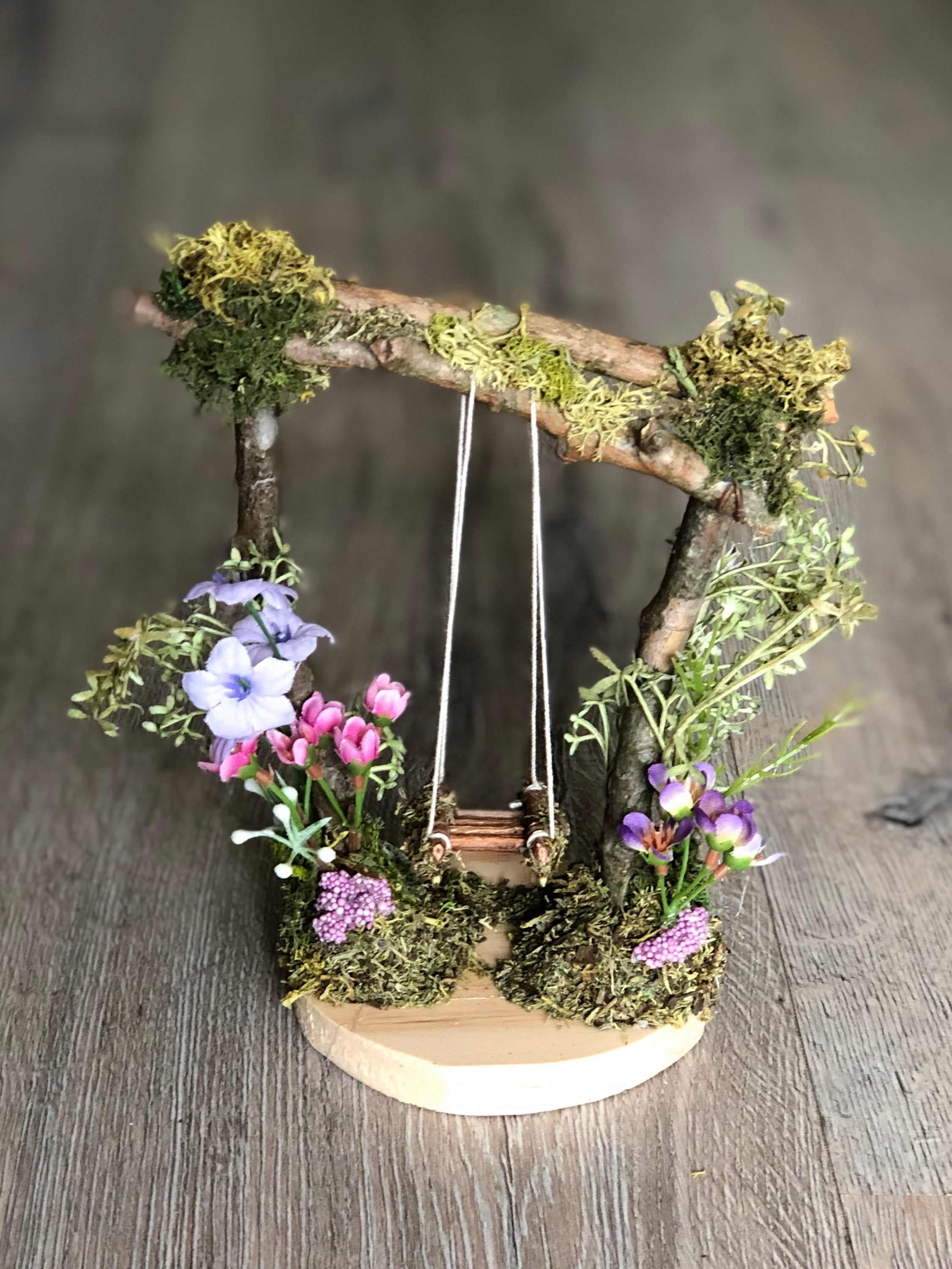 Fairy Swing by Olive