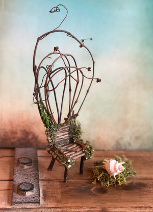 Wild Vine Fairy Chair by Olive