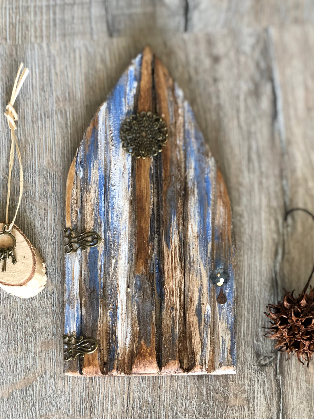 Fairy Door by Olive