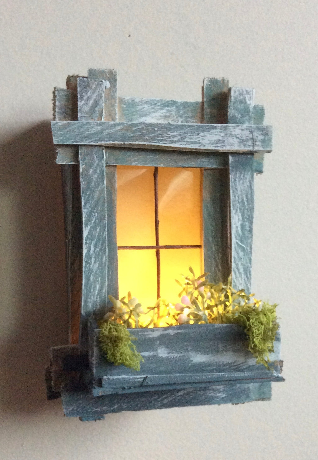 Fairy Window by Olive