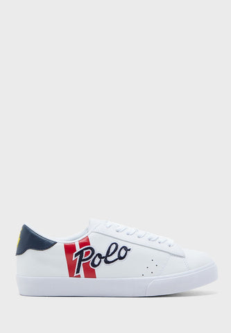 Unisex Sneaker Theron II White/Red/Navy