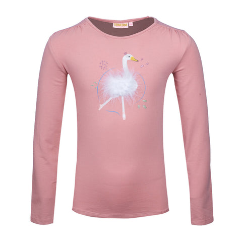 Mädchen Langarm Shirt Dancy SG 03-C Light Pink