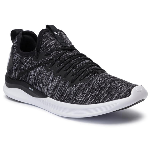 Ignite Flash Evoknit Black-Asphalt-White